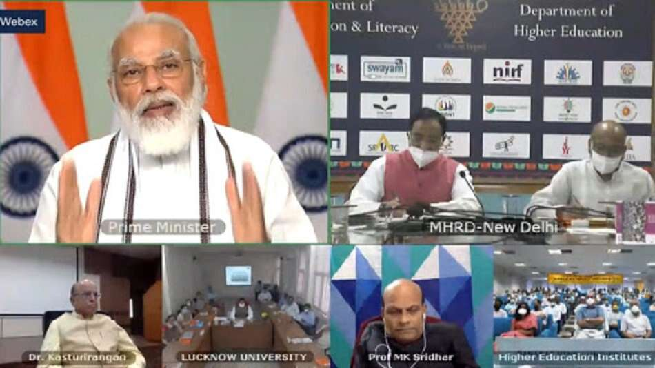 pm modi,modi,new education policy,new education system,news4,news4us,
